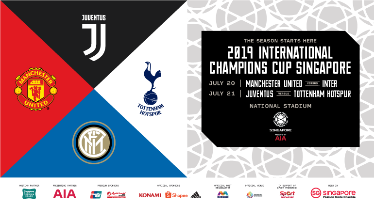 Manchester United International Champions Cup 2020.Event